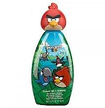 Düfte, Parfümerie und Kosmetik Adidas Get Ready for Him - Angry Birds Rio 3D Red Shower Gel & Shampoo