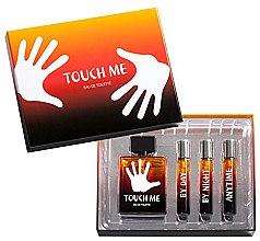 Düfte, Parfümerie und Kosmetik Concept V Design Touch Me - Duftset (Eau de Toilette/100ml + Eau de Toilette/3x20ml)