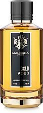 Düfte, Parfümerie und Kosmetik Mancera Gold Aoud - Eau de Parfum
