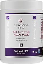 Düfte, Parfümerie und Kosmetik Verjüngende Alginat-Gesichtsmaske - Charmine Rose Age Control Algae Mask Refill