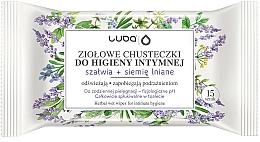 Düfte, Parfümerie und Kosmetik  Feuchttücher für die Intimhygiene mit Salbei - Luba Wipes