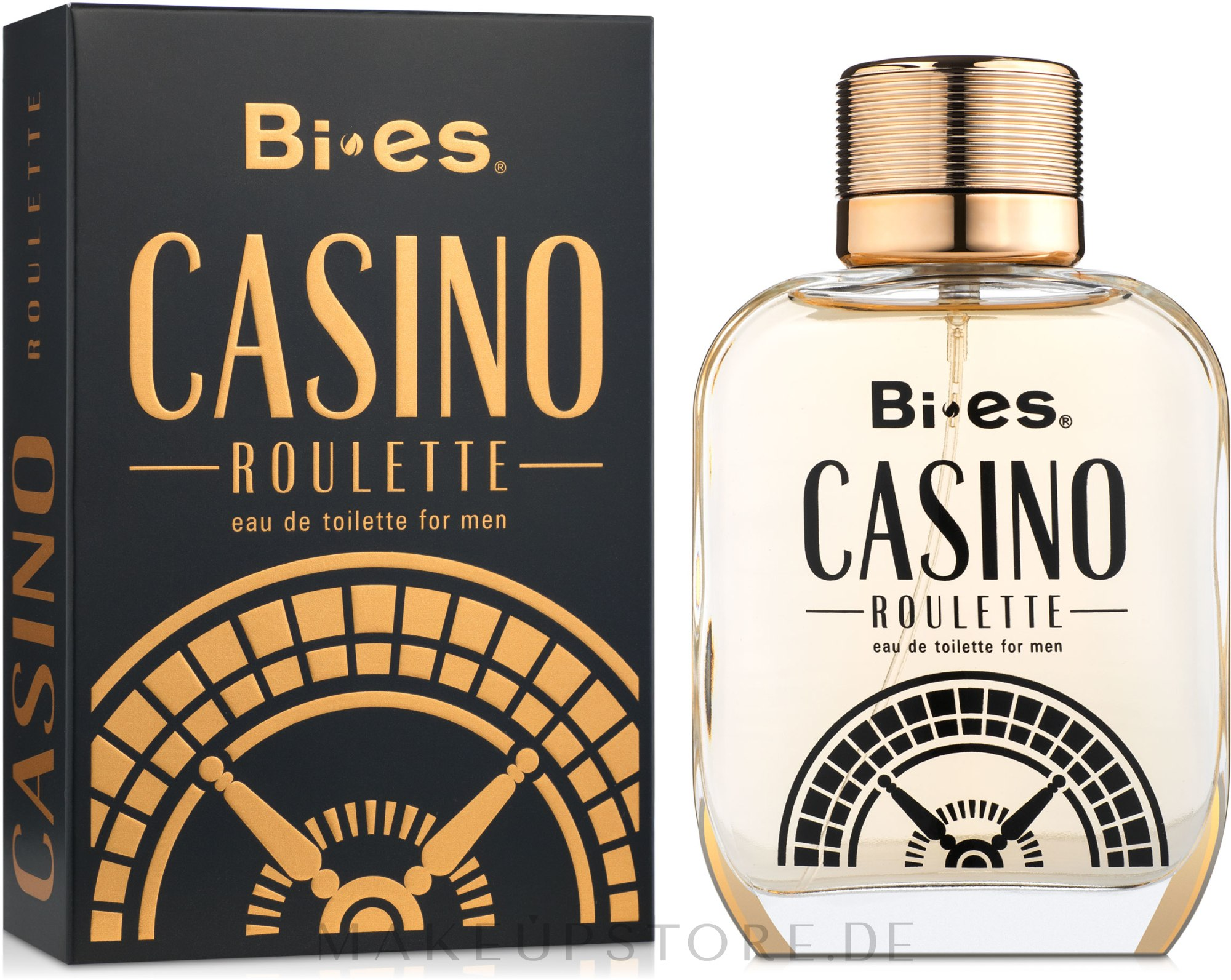 Bi-Es Casino Roulette - Eau de Toilette  — Bild 100 ml