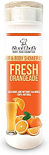 Düfte, Parfümerie und Kosmetik Körper & Haar Duschgel Frische Orangeade - Stani Chef's Fresh Orangeade Hair and Body Shower Gel