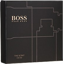 Düfte, Parfümerie und Kosmetik Hugo Boss The Scent - Set (edt/50ml + sh/gel/100ml)