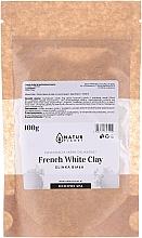 Gesichtsmaske mit weißer Tonerde - Natur Planet French White Clay — Bild N1