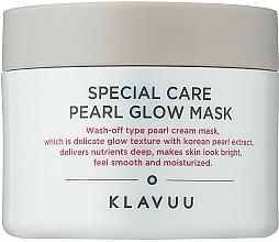 Düfte, Parfümerie und Kosmetik Tonmaske mit koreanischem Perlenextrakt - Klavuu Special Care Pearl Glow Mask