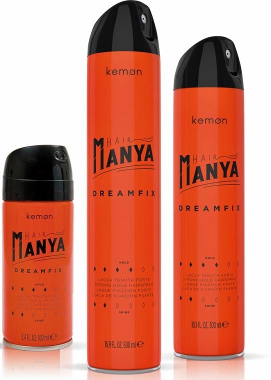 Haarlack Starker Halt - Kemon Hair Manya Dreamfix Forte — Bild N3