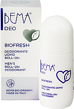 Düfte, Parfümerie und Kosmetik Deo Roll-on - Bema Cosmetici Bema Love Bio Deo Biofresh