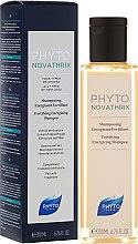 Düfte, Parfümerie und Kosmetik Stärkendes und energiespendendes Shampoo gegen Haarausfall - Phyto PhytoNovathrix Shampooing Energisant Fortifiant