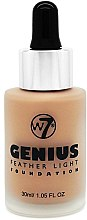 Düfte, Parfümerie und Kosmetik Foundation - W7 Genius Foundation