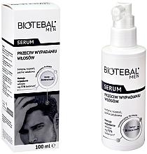 Düfte, Parfümerie und Kosmetik Serum gegen Haarausfall für Männer - Biotebal Men Serum
