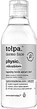 Düfte, Parfümerie und Kosmetik 2in1 Tonikum-Serum für das Gesicht - Tolpa Dermo Physio Mikrobiom Tonik-Serum