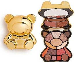 Düfte, Parfümerie und Kosmetik Lidschatten-Palette - I Heart Revolution Teddy Bear Palette Honey
