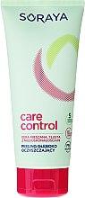 Düfte, Parfümerie und Kosmetik Reinigungsgel, Peeling und Gesichtsmaske für fettige und Mischhaut - Soraya Care Control