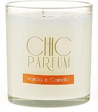 Düfte, Parfümerie und Kosmetik Duftkerze Arancia e Cannella - Chic Parfum Arancia E Cannella Candle
