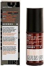 Düfte, Parfümerie und Kosmetik Anti-Aging Augen- und Gesichtscreme mit Walnussextrakt - Korres Maple Anti-Ageing Face Cream