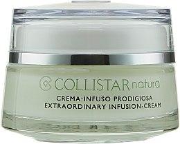 Düfte, Parfümerie und Kosmetik Antioxidative Gesichtscreme - Collistar Natura Extraordinary Infusion Cream