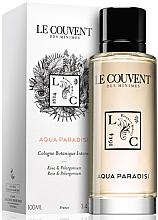 Düfte, Parfümerie und Kosmetik Le Couvent des Minimes Aqua Paradisi - Eau de Cologne