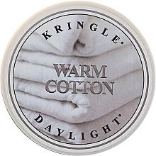 Düfte, Parfümerie und Kosmetik Duftkerze Daylight Warm Cotton - Kringle Candle Warm Cotton