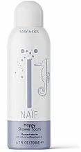 Düfte, Parfümerie und Kosmetik Duschschaum Happy - Naif Happy Shower Foam