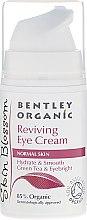 Düfte, Parfümerie und Kosmetik Augenkonturcreme - Bentley Organic Skin Blossom Reviving Eye Cream