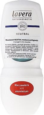 Deo Roll-On Antitranspirant Neutral - Lavera Neutral Deodorant Roll-On — Bild N1