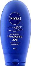 Düfte, Parfümerie und Kosmetik Intensive Handcreme mit Mandel-Öl - Nivea Intensive Care Hand Cream