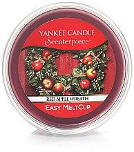 Düfte, Parfümerie und Kosmetik Tart-Duftwachs Red Apple Wreath - Yankee Candle Red Apple Wreath Melt Cup