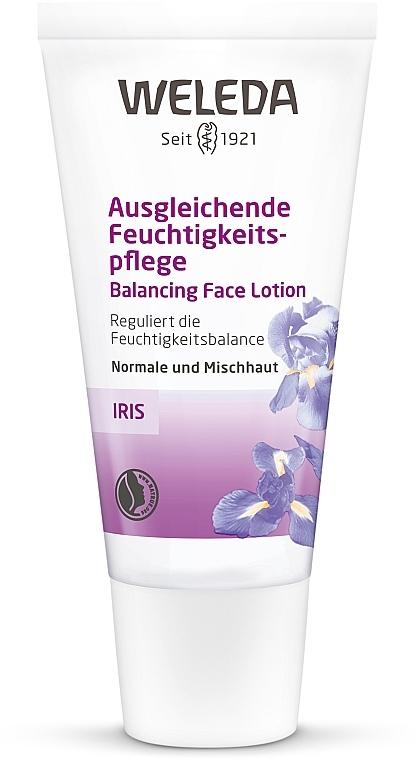 Feuchtigkeitsspendende Gesichtscreme mit Iris - Weleda Hydrating Day Cream Iris — Bild N1