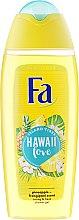 Düfte, Parfümerie und Kosmetik Duschgel mit Ananas Duft - Fa Island Vibes Hawaii Love Shower Gel