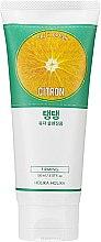 Düfte, Parfümerie und Kosmetik Sanftes Gesichtsschaum mit Zitronenextrakt - Holika Holika Daily Fresh Citron Cleansing Foam
