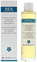Düfte, Parfümerie und Kosmetik Feuchtigkeitsspendendes Körperöl mit Algenextrakt - Ren Atlantic Kelp And Microalgae Anti-fatigue Body Oil