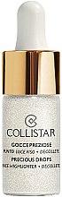 Düfte, Parfümerie und Kosmetik Flüssiger Highlighter - Collistar Precious Drops Face Highlighter Decollete