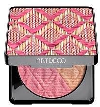 Düfte, Parfümerie und Kosmetik Bronze-Rouge Duo - Atrdeco Bronzing Blush