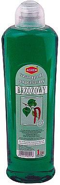 """Shampoo für normales und fettiges Haar """"Birke"""" - Achem Popular Birch Shampoo — Bild N3"""