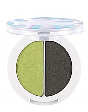 Düfte, Parfümerie und Kosmetik Lidschatten - Flormar Perfect Match Duo Eye Shadow