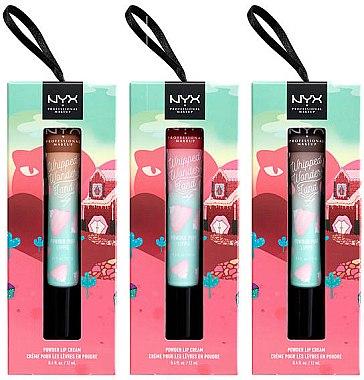 Lippenstift - NYX Professional Makeup Whipped Wonderland Powder Puff Lippie — Bild N1