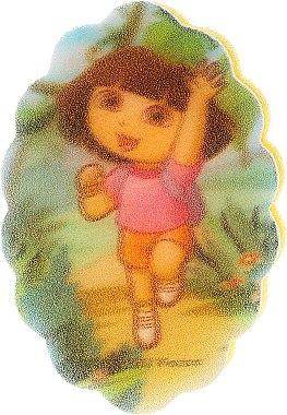 Kinder-Badeschwamm Dora 169-1 - Suavipiel Dora Bath Sponge — Bild N1