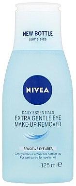 Sanfter Augen Make-Up Entferner - Nivea Visage Eye Makeup Remover Lotion — Bild N1