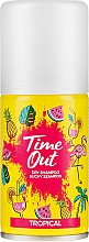 Düfte, Parfümerie und Kosmetik Trockenshampoo Tropical - Time Out Dry Shampoo Tropical