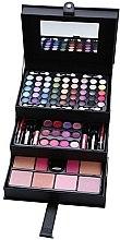 Düfte, Parfümerie und Kosmetik Make-up Set - Briconti Beauty Case Black