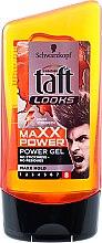 Düfte, Parfümerie und Kosmetik Haargel Maxx Power - Schwarzkopf Taft Looks Maxx Power Gel
