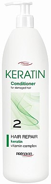 Haarspülung für schwaches, sprödes und raues Haar - Prosalon Keratin Conditioner — Bild N1