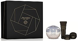 Düfte, Parfümerie und Kosmetik Anti-Aging Gesichtspflegeset (Creme 50ml+Schaum 15ml+Nachtcreme 6ml+Lippencreme 2.5ml) - Shiseido Future Solution LX Total Protective Cream Kit
