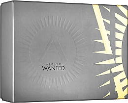 Düfte, Parfümerie und Kosmetik Azzaro Wanted Set - Duftset (Eau de Toilette 100ml + Shampoo 100ml)