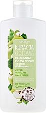 Düfte, Parfümerie und Kosmetik Pflegespülung für fettiges und normales Haar mit Apfelessig - Marion Apple Vinegar Hair Rinse