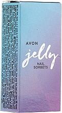Düfte, Parfümerie und Kosmetik Nagellack - Avon Jelly Nail Sorbet