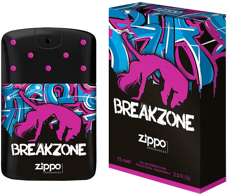 Zippo BreakZone For Her - Eau de Toilette