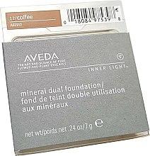 Düfte, Parfümerie und Kosmetik Mineral-Foundation LSF 12 - Aveda Inner Light Mineral Dual Foundation SPF12