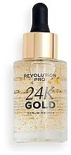 Düfte, Parfümerie und Kosmetik Gesichtsprimer - Revolution Pro 24k Priming Serum